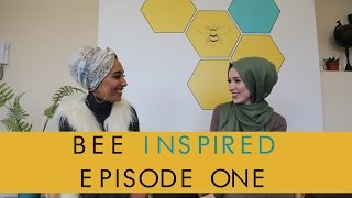BEE INSPIRED EP1| H&M MODEL 'MARIAH IDRISSI' Talks making her own career, being mixed & RAPS!