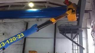 Аренда Автовышки в Самаре для ремонта кран балок(, 2014-07-08T03:41:25.000Z)