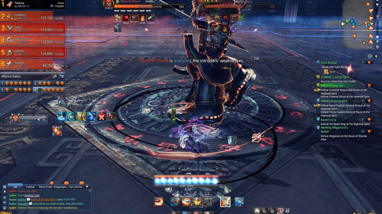 Clarity||Blade Dancer||Generals of Skybreak Spire|| Crossing