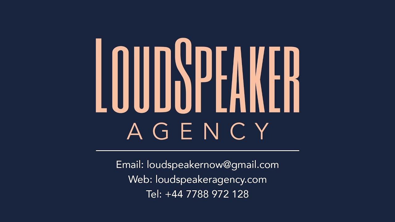 LoudSpeaker Talent showreel