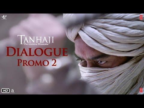 Tanhaji: The Unsung Warrior - Dialogue Promo 2 | Ajay D, Kajol, Saif Ali K | Om Raut | 10 Jan 2020