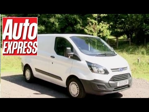 Ford Transit Custom van review