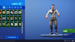 Fortnite (loser virgin) account showcase