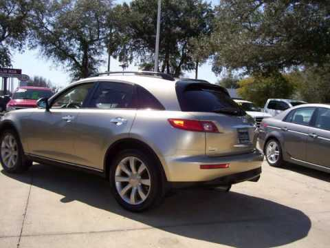 2003 infiniti fx35 reviews