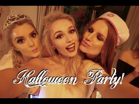 Our Annual Halloween Party! Decorating the House & A Spooky GRWM!   |   Fashion Mumblr