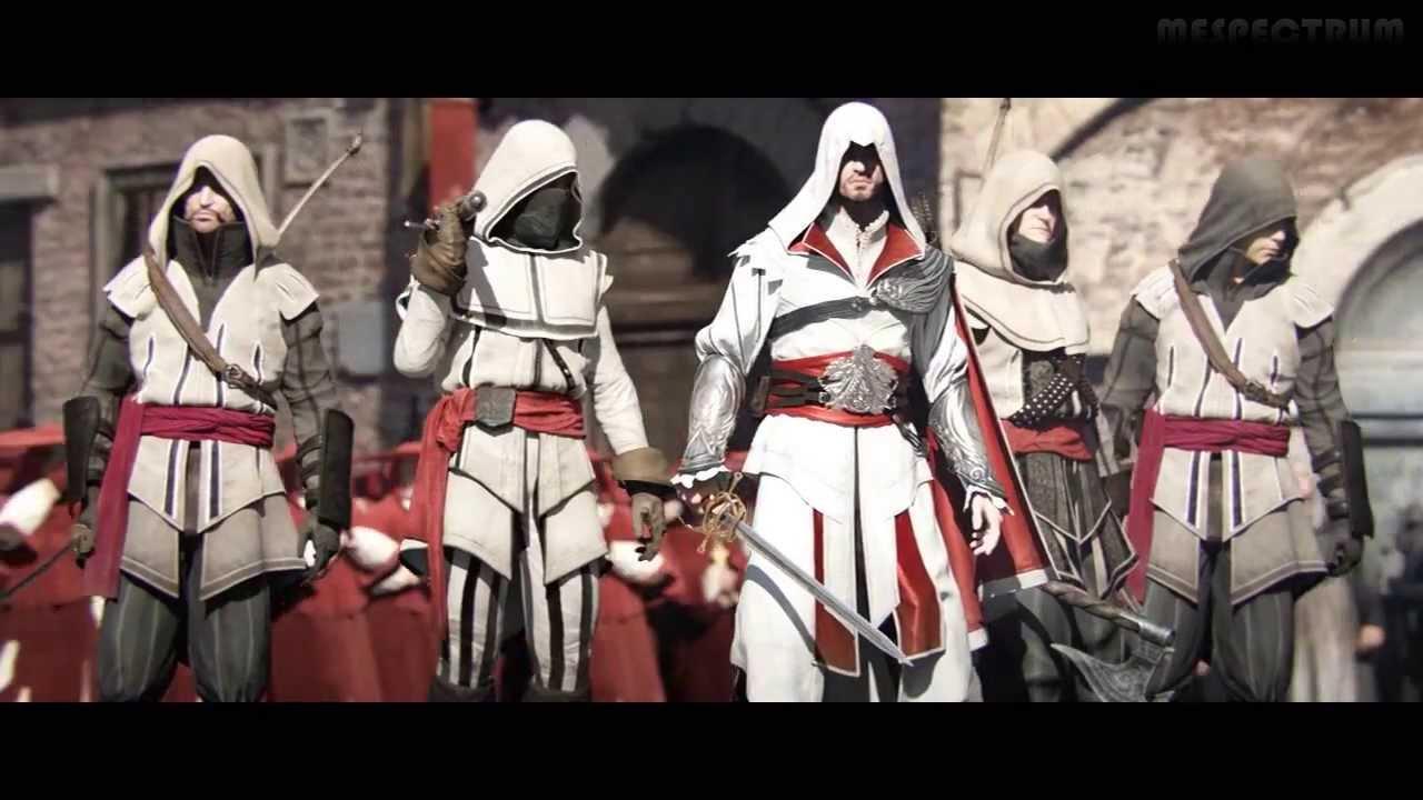 Assassin S Creed Brotherhood Intro Italian Digic Pictures