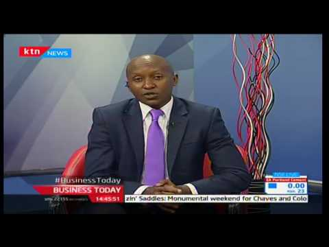 Business Today 5th October 2016 - [Part 3] - Life Insurance Penetration in Kenya