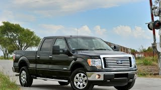 Real World Test Drive Ford F150 2011