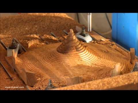 horn speaker in solid wood - Duevel Bella Luna