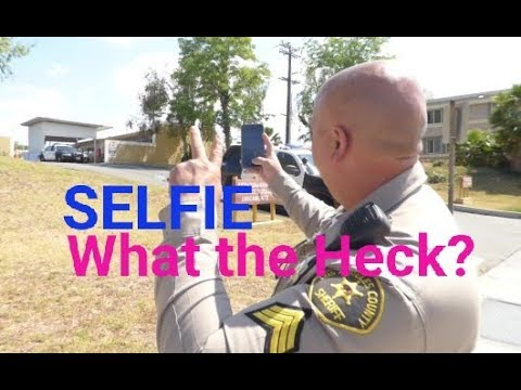 L.A. Sheriffs East Los Angeles (CREEPY OR COOL DEPUTY YOU DECIDE ) Throwback, 1st amendment audit