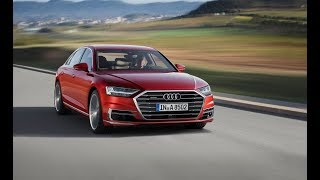 2019 Audi A8 Interior And Exterior and Driving Experience