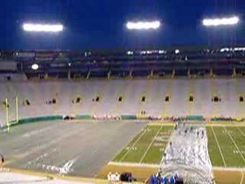Lambeau Field Best Seats in the House January 2003