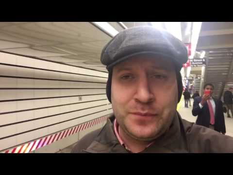 Video Diary for Second Avenue Subway Open House