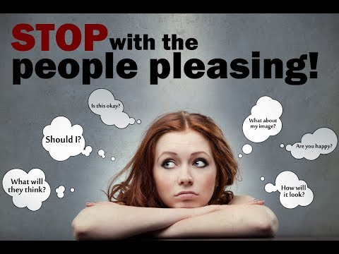 How to Stop Being a People's Pleaser, Find Balance and Regai