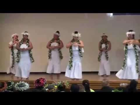 Cook Island Day PORIRUA 2015 - Aitutaki