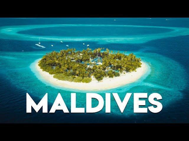 MALDIVES in 4K - A TRUE PARADISE! | HONEYMOON VIDEO