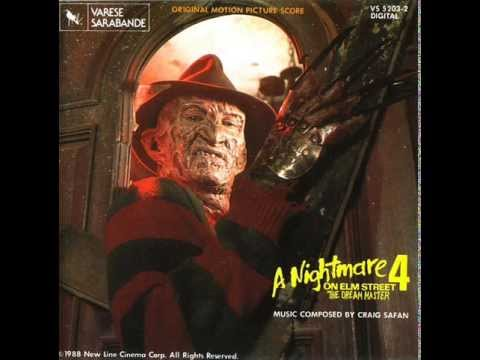 Craig Safan ‎- A Nightmare On Elm Street 4: The Dream Master