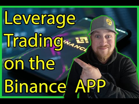 Leverage trading LIVE on the Binance APP - Bitcoin UPDATES + Prediction - DON'T MISS THIS