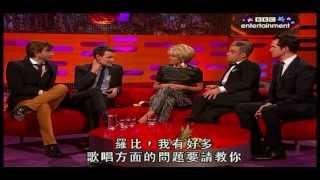 The Graham Norton Show S12E6 David Tennant, Matt Smith, Emma Thompson, Jimmy Carr, Robbie Williams