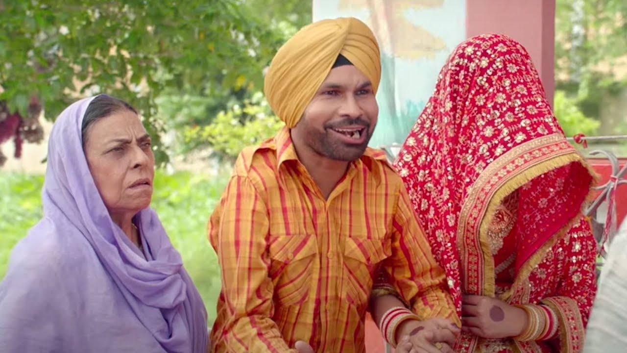 Buggey Matha Tek Tu | Harby Sangha | Punjabi Comedy Movies | Funny Punjabi Movie | Nonstop Comedy