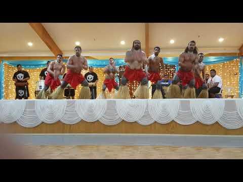 Tatau Performing at Manu Samoa Corp Dinner 2017 at MAlaeola Auckland New Zealand