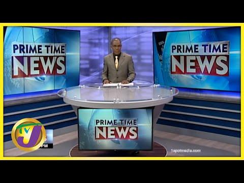 Jamaican News Headlines | TVJ News - August 25 2021
