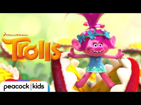 Get Back Up Again Clip | TROLLS