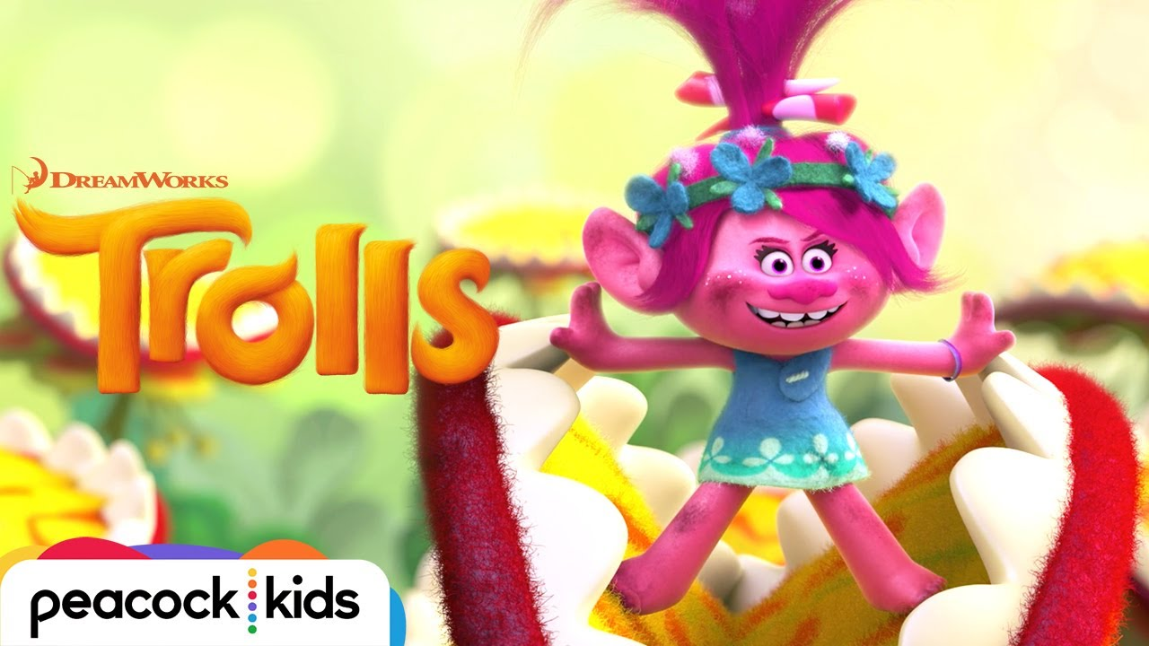 'Get Back Up Again' Clip | TROLLS