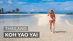 ALLEINE IM PARADIES ★ Koh Yao Yai   Thailand ★ Vlog 43