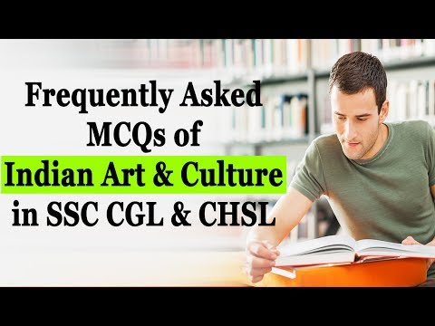 ALL Important MCQ of Indian Art and Culture asked in SSC