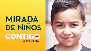 La Crisis en Chile vista por los niños - Contigo en La Mañana