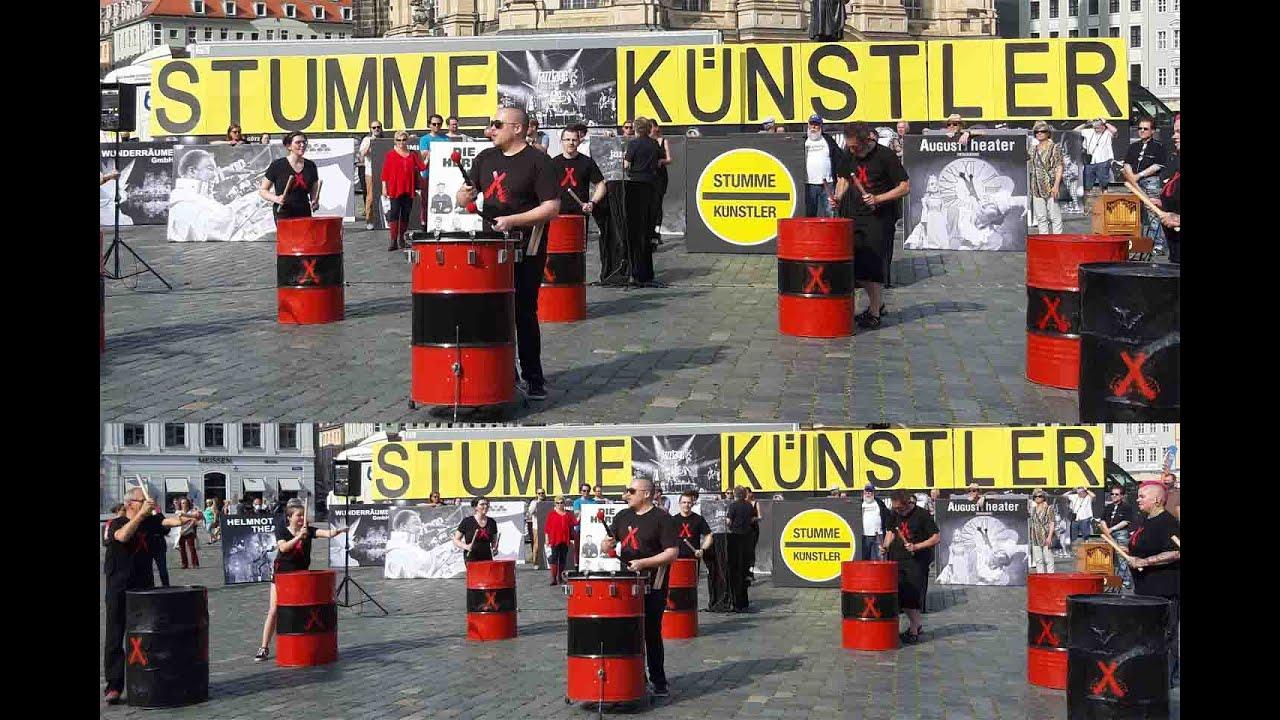 STUMME KÜNSTLER - Dresden die fünfte 003