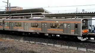 2017.6.28 武蔵野線205系M19編成