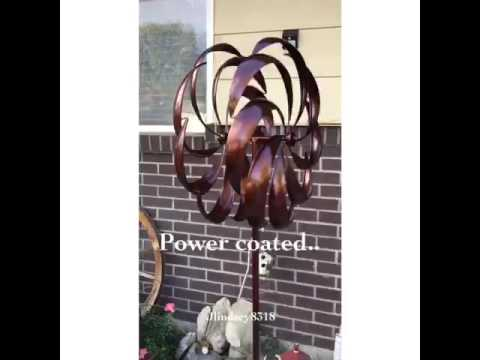 Marshall Home And Garden Wind Sculptures