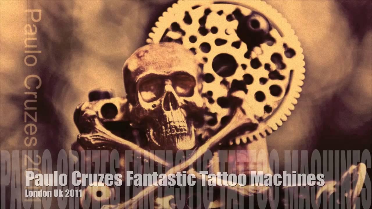 machine a tatouer tete de mort youtube. Black Bedroom Furniture Sets. Home Design Ideas