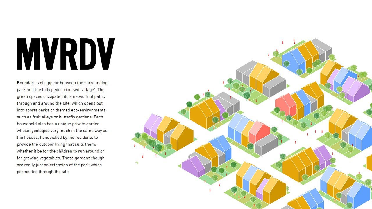 Mvrdv Diagram With Rhino   Photoshop