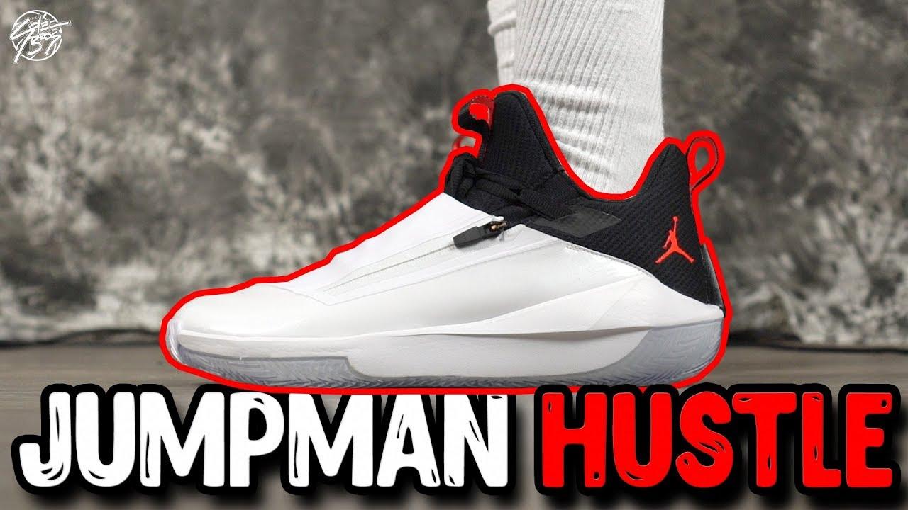 bdcacd1ee82c9b Jordan Jumpman Hustle First Impressions! - YouTube