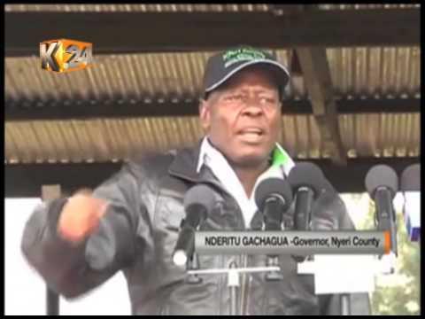 Nyeri Governor Nderitu Gachagua dies in London while undergoing treatment