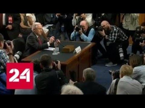 Дональд Трамп отправил в отставку генпрокурора США - Россия 24