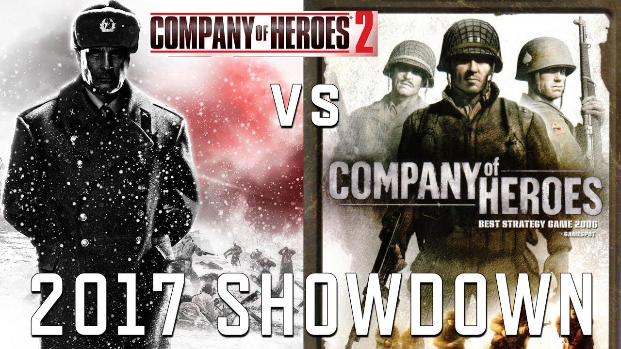 company of heroes 2 vs 1