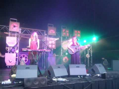 First Aid Kit - Tangerine - at Summer Sundae 2009