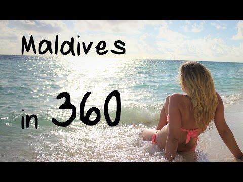 Maldives in 360 degrees (VR)