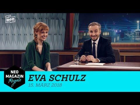 Heute zu Gast: Eva Schulz | NEO MAGAZIN ROYALE mit Jan Böhmermann - ZDFneo