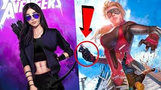 Así Será La Fase 4 de Marvel  (Kang el Conquistador - Young Avengers - Kate bishop- Hawkeye)
