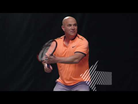 Andre Agassi als Tennistrainer