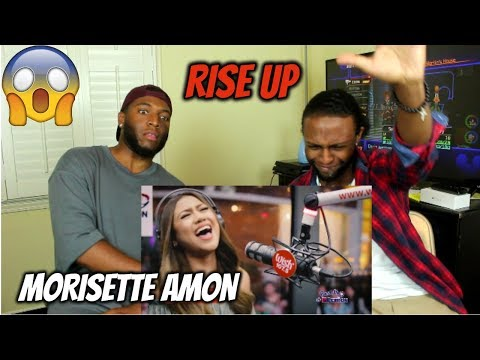 "Morissette Amon performs ""Rise Up"" LIVE on Wish 107.5 Bus (REACTION)"