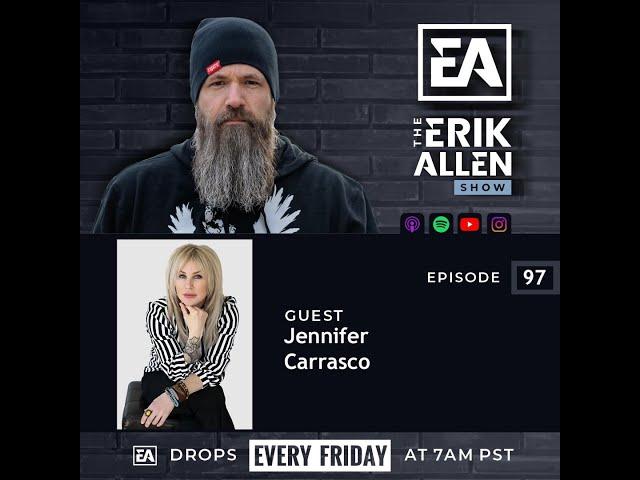 Ep. 97 - Jenn Carrasco - CEO & Founder of V SkinCare Line & Virago Skin & Body Studio - IFBB Athlete