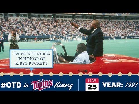 May 25, 1997, Puckett