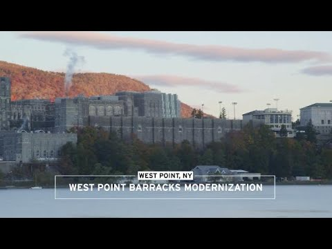 West Point Barracks Modernization