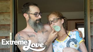 My Wife Lives As A Child | EXTREME LOVE / WeTv